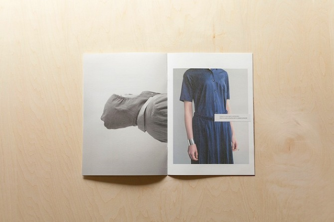 y 045 S/S 2012 by Yaeca in Thisispaper Magazine