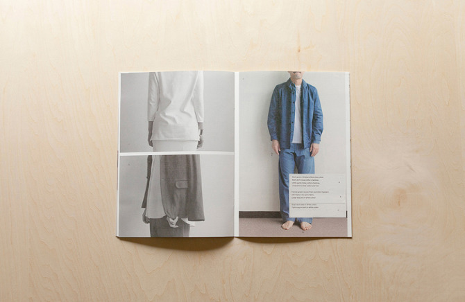 y 078 S/S 2012 by Yaeca in Thisispaper Magazine